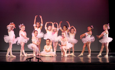 Lower Juniors Ballet Class