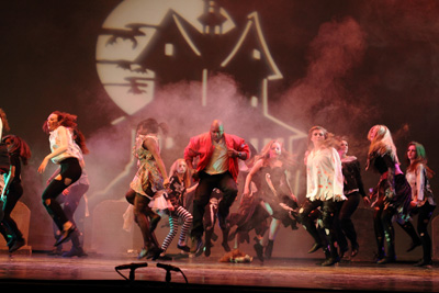 Thriller Dance Performance